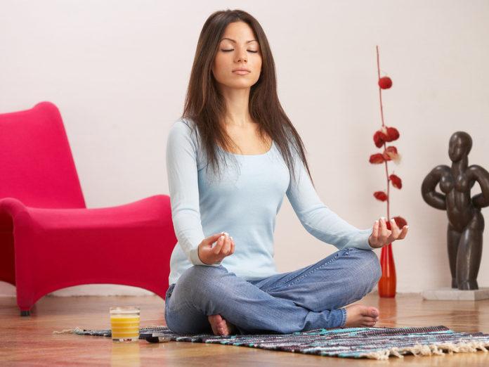 Как медитировать дома.