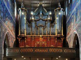 Органные концерты